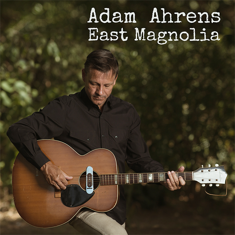 East Magnolia album Cover